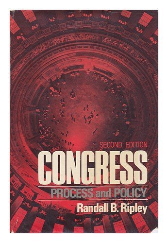 9780393090048: Congress: Process and Policy