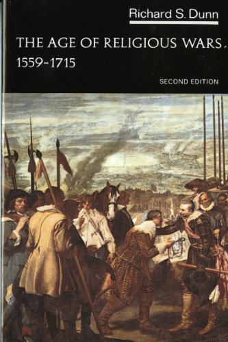 9780393090215: The Age of Religious Wars, 1559-1715 (The Norton History of Modern Europe)