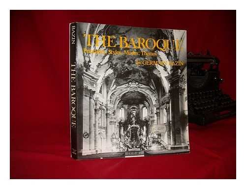 9780393090550: The Baroque: Principles, Styles, Modes, Themes