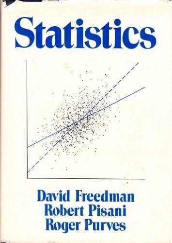 Statistics: Freedman, David, Pisani,