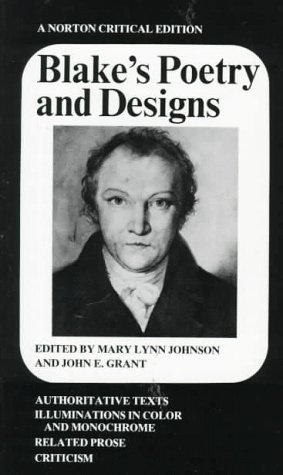 9780393090833: Blake's Poetry and Designs (Norton Critical Edition). Second Edition.