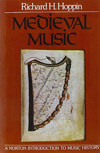 9780393090901: Medieval Music (The Norton Introduction to Music History)