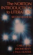 9780393091199: The Norton introduction to literature