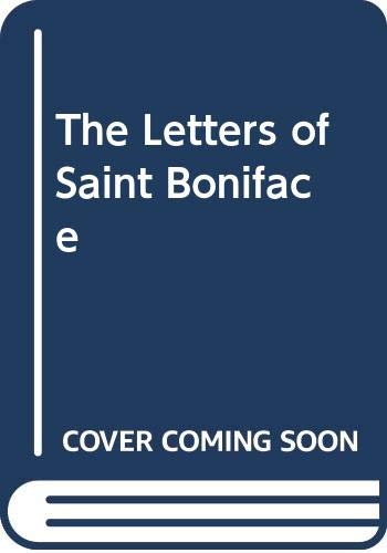 9780393091472: The Letters of Saint Boniface