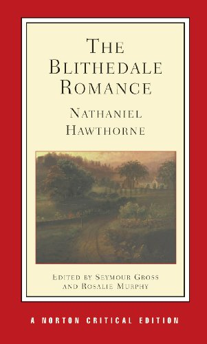 9780393091502: The Blithedale Romance (Norton Critical Editions)