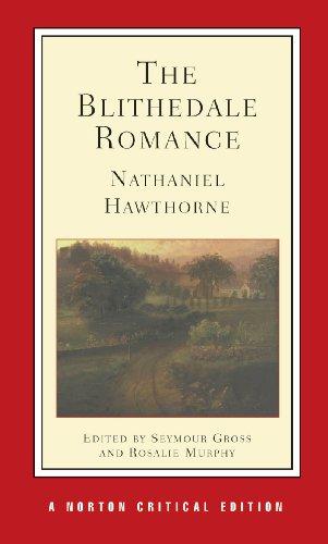 9780393091502: The Blithedale Romance (Norton Critical Editions)