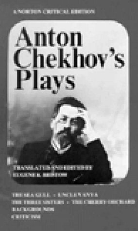 9780393091632: ANTON CHEKHOV'S PLAYS NCE PA (Norton Critical Editions)