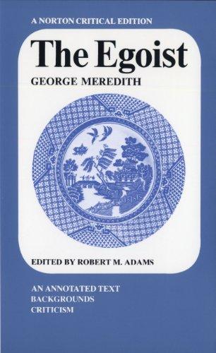 9780393091717: The Egoist (A Norton Critical Edition)