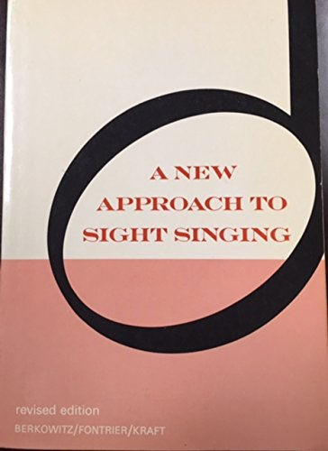 9780393091946: New Approach to Sight Singing