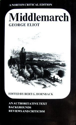 Middlemarch: Eliot, George