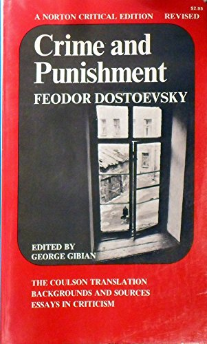 Crime And Punishment The Coulson Translation  Backgrounds And  Crime And Punishment The Coulson Translation  Backgrounds And Sources   Essays In Critisisms Ucas Statement Help also Efficient Custom Writing  Essay Papers Online