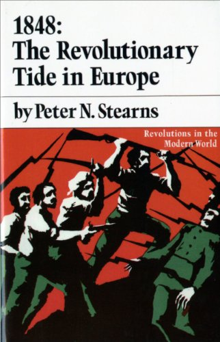 9780393093117: 1848: The Revolutionary Tide in Europe (Revolutions in the Modern World)