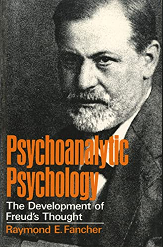 9780393093568: Psychoanalytic Psychology: The Development of Freud's Thought