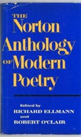 9780393093575: The Norton anthology of modern poetry,