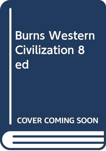 Western Civilizations: Their History and Their Culture Volume II