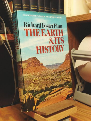9780393093773: The Earth and Its History