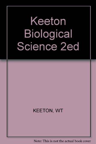 9780393093872: Keeton Biological Science 2ed