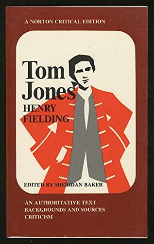 9780393093940: Tom Jones