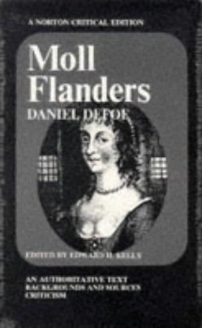Moll Flanders (Critical Editions Series): Daniel Defoe