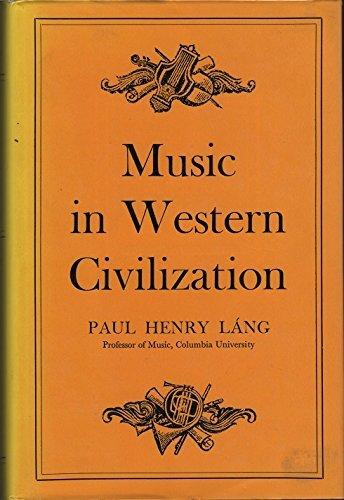 9780393094282: Music in Western Civilization