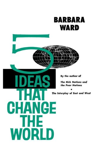 9780393094381: Five Ideas That Change the World