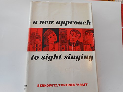 9780393095388: A New Approach to Sight Singing
