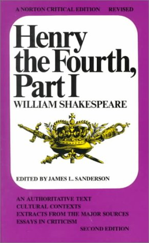 Henry the Fourth: An Authorized Text, Cultural: William Shakespeare