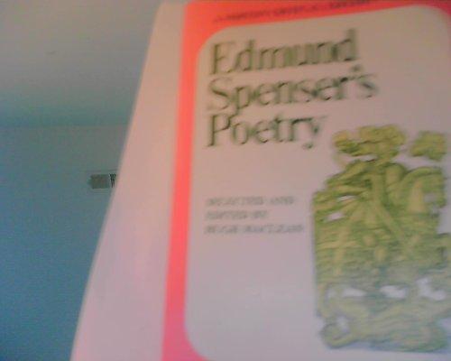 9780393095692: Edmund Spenser's Poetry