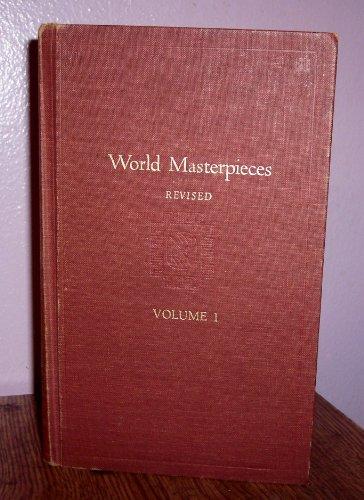 World Masterpieces Revised Volume I / 1: MacK, Maynard [Editor]