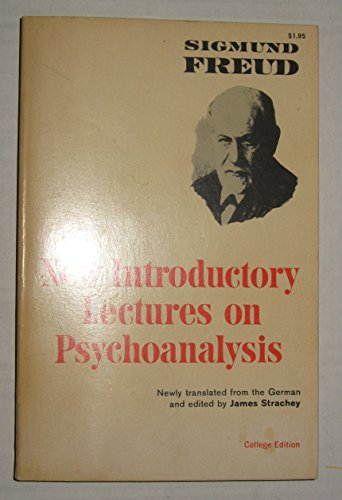 9780393096514: New introductory lectures on psychoanalysis