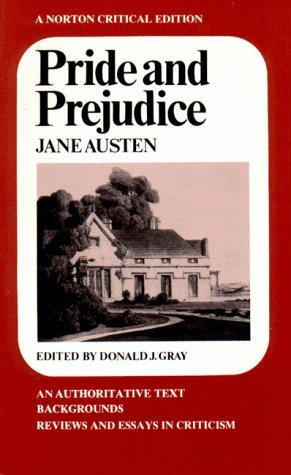 9780393096682: Pride and Prejudice (Norton Critical Editions)