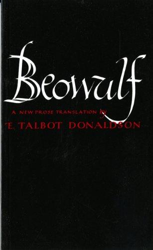 9780393096873: Beowulf: A New Prose Translation