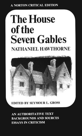 Nathaniel Hawthorne The House Of The Seven Gables First Edition