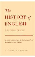 History of English: A Concise Introduction to: Francis, W, Francis,
