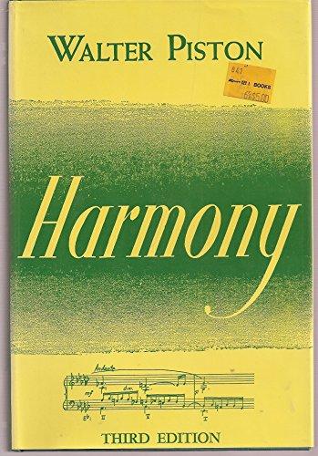 9780393097375: Harmony