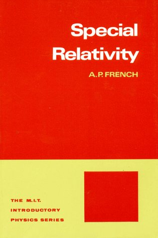 9780393097931: Special Relativity (M.I.T. Introductory Physics)