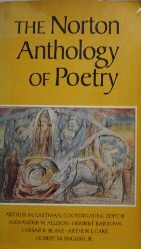 9780393099164: The Norton Anthology of Poetry