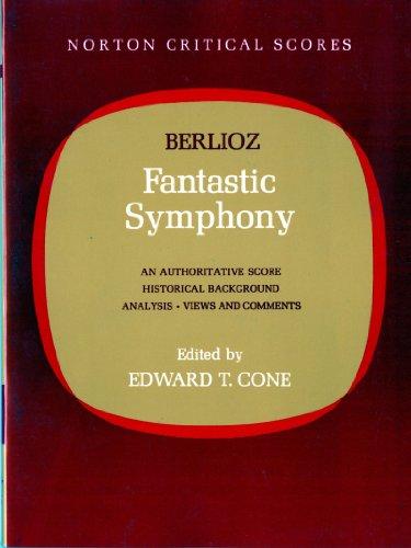 9780393099263: Fantastic Symphony (Critical Scores)