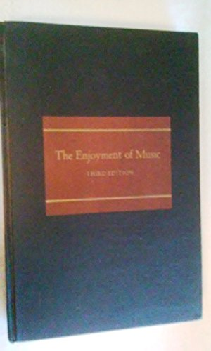 9780393099294: The Enjoyment of Music