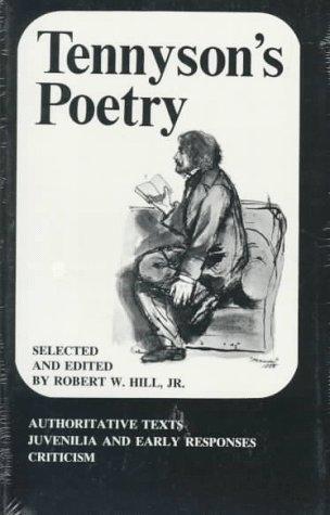 Poetry (Critical e.): Tennyson, Al