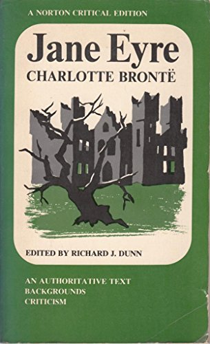 9780393099669: Jane Eyre - An Authoritative Text, Backgrounds, Criticism - A Norton Critical Edition