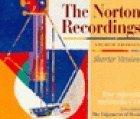 9780393102543: The Norton Recordings - Eighth Edition: to Accompany the Enjoyment of Music: Shorter Version