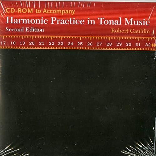 HARMONIC PRACT.IN TONAL MUSIC-3 CD'S