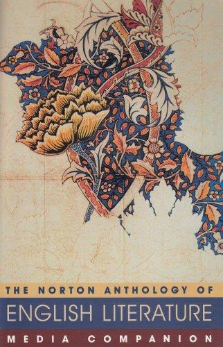 9780393105445: Norton Anthology of English Literature: Media Companion