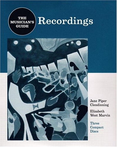 The Musician's Guide Recordings: Clendinning, Jane Piper;