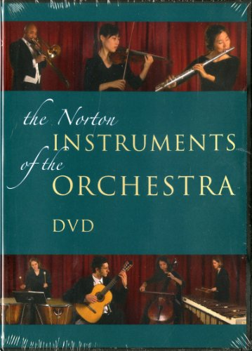 9780393106923: The Norton Instruments of the Orchestra DVD (The Enjoyment of Music: an Introduction to Perceptive Listening, Tenth Edition)