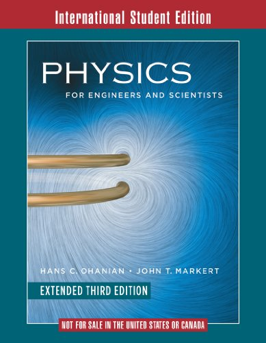 9780393109719: Physics for Engineers and Scientists: Instructor's Manual Chapters 1-41 (International Student Edition)