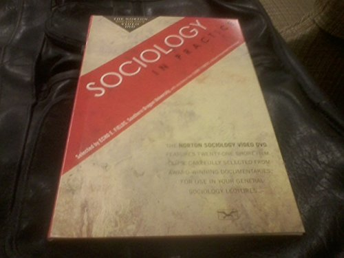 9780393110166: The Norton Sociology Video DVD for Sociology in Practice