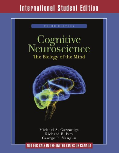 9780393111361: Cognitive Neuroscience: The Biology of the Mind