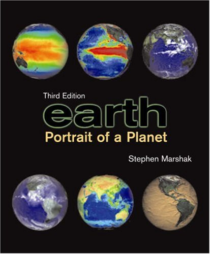 9780393111378: Earth: Portrait of a Planet (Third International Student Edition)